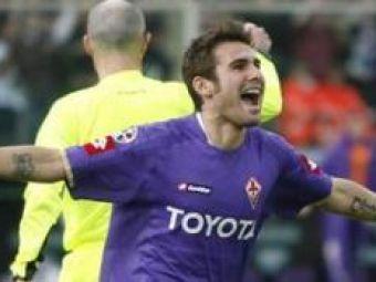 """Mutu pleaca la Zenit? """"De ce nu Zenit?"""" Fiorentina l-a luat pe Crespo"""