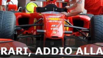 """Ferrari se RETRAGE din Formula 1: """"Ne retragem din 2010!"""" Vezi de ce:"""