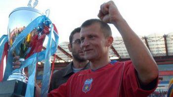Dorinel Munteanu revine pe teren dupa 6 luni: