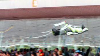 Button castiga Marele Circ Ferrari!