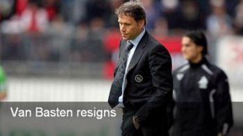 Se duc legendele: Van Basten si-a dat demisia de la Ajax!