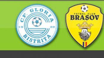 Izbavirea dupa 3 infrangeri consecutive! Bistrita 1-0 FC Brasov (Coroian '85)!