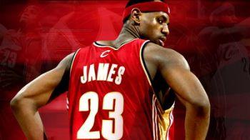LeBron James, desemnat MVP-ul sezonului regulat in NBA! VEZI cele mai tari cosuri reusite in 2009!