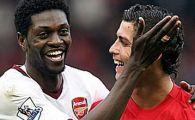 Englezii pariaza ca nebunii pe 4-4 la Arsenal - Manchester!