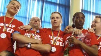 CSU Metal Galati a castigat titlul de campioana nationala pentru a treia oara consecutiv!