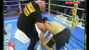 SENZATIE!! Mihaita Golescu, knock-out din doua lovituri in fata lui Razvan Ghita!