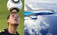 """Luis Fabiano: """"Daca Argentina e un Rolls Royce, Brazilia este un AVION!"""""""