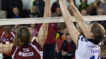 ACUM: Finala la volei: Metal Galati - Tomis Constanta, LIVE-VIDEO www.sport.ro!