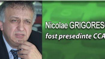 """Grigorescu: """"Prin demisia mea am urgentat numirea unui nou presedinte la CCA!"""" Mircea Sandu: """"Grigorescu s-a dat singur afara!"""""""