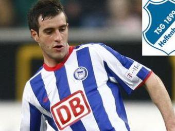 """Max. Nicu: """"Am fost mereu cosmarul lui Hoffenheim!""""  Hoffenheim vs.Hertha, vineri, 21:30 www.sport.ro!"""