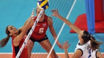 ACUM: LIVE VIDEO Semifinala campionatului la volei: Dinamo - Tomis, LIVE www.sport.ro!