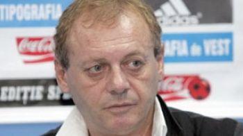 """Balaci: """"Nu trebuie sa ne umflam, ne asteapta meci greu la Timisoara!"""""""