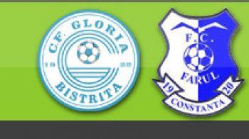 Gloria Bistrita 1-0 Farul Constanta! (Nalati '37)