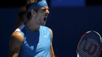Del Potro vs Murray in semifinala Master Series Miami, Sport.ro, sambata dimineata, 02:00!