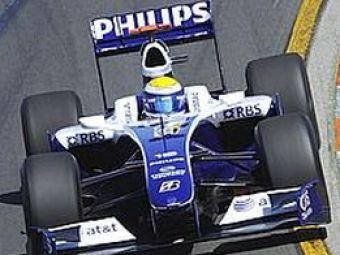 Se schimba lumea in Formula1: Williams, Toyota si Brawn GP cele mai bune la antrenamente!