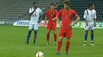 Culmea prostiei! Penalty in stilul Cruyff, la Portugalia U21!