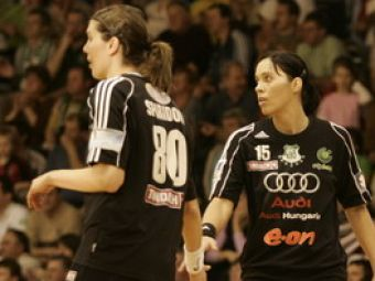 Oltchim sta la mana lui Gyor! Duminica ai super handbal pe www.sport.ro: Gyor - Krim,18:15