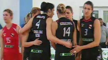 Dinamo s-a calificat in finala Cupei la volei feminin! Dinamo 3-1 Tomis Constanta!