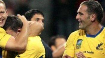 Ne-au batut rusii la Cupa Europeana a Natiunilor: Rusia 28-19 Romania