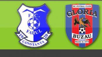 Farul 2-0 Gloria Buzau, (Rusmir 20', Alibec 52')