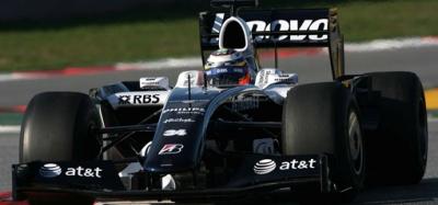 Probleme cu banii la Williams? Va pierde 11,3 mil euro pe an dupa retragerea unui sponsor