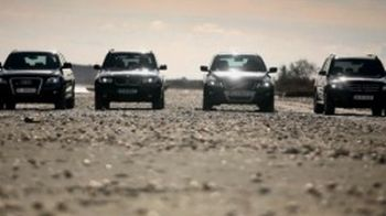 Comparativ: Mercedes-Benz GLK, Audi Q5, Volvo XC60 si BMW X3!