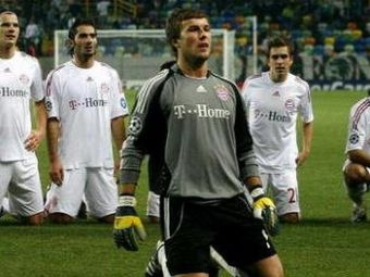 Toni, Ribery si Klose au sarbatorit in genunchi in fata fanilor!