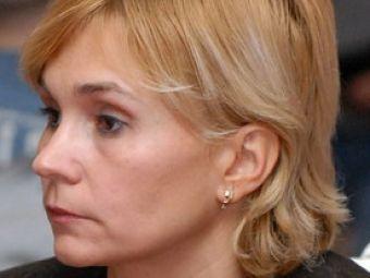 """Ruxandra Dragomir : """"Sunt dezamagita de primirea care mi s-a facut la FRT!"""""""