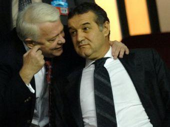 "Becali: ""Hrebenciuc a glumit, nu va prelua Rapidul!"""