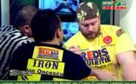 """Oncescu a aratat de ce e campion mondial: Vezi cat de repede l-a """"facut"""" pe Valahu', 1-1"""