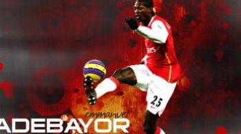 Adebayor,  jucatorul african al anului! VEZI TOPUL: