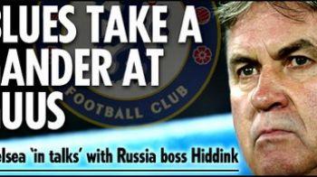 Abramovic a intrat in criza! Hiddink va antrena Chelsea si Rusia pentru aceiasi bani!
