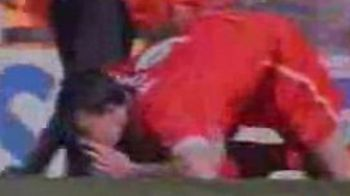 VIDEO / Vezi cum se sarbatoreste un gol in mare stil!