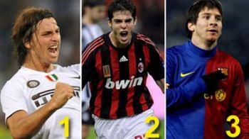 Vezi TOP 10 cel mai bine platiti jucatori din lume!