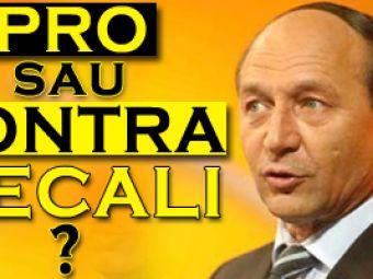 """""""Basescu a spus ca daca-l ia cineva la puricat pe Paszkany, e vai de mama lui!"""""""