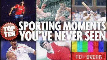 Vezi top 10, cele mai tari momente din sport ratate de televiziune!