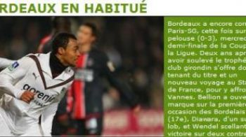 Super scarita! Bordeaux o distruge pe PSG in semifinalele Cupei Frantei! PSG 0-3 Bordeaux