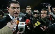 """Borcea:""""Daca raman eu, sa se retraga Gigi. Fara el, Steaua o sa ajunga precum Sportul"""""""