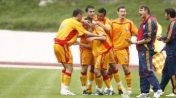 Nationala de tineret joaca cu Olanda, Slovenia si Serbia! Vezi programul de amicale: