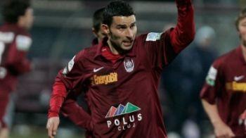 "Trica: ""Vreau titlul cu Anorthosis si CFR campioana. Inima mi-a ramas la Cluj"""