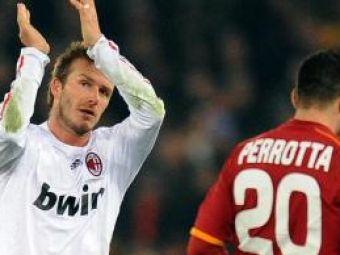 "Beckham luat la mishto dupa debutul la Milan: ""E un dezastru, nu intelege nimic"""