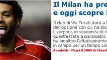 M. Constantin mai asteapta: Pennant va fi transferat gratis, in vara, la AC Milan!