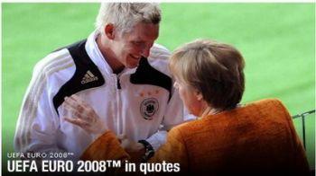 Si ei au comis-o! EURO 2008, cele mai tari prostii!