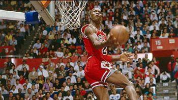 """SENZATIE! Cariera lui """"Air Jordan"""" intr-un minut!"""