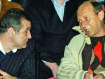 Becali, ca Basescu: Si-a numit antrenor in acelasi zi cu Prim-ministrul!