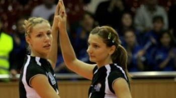 Slabe sanse de calificare: Bergamo 3-0 Metal Galati!