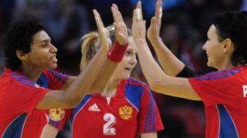 Rusia a invins Germania cu 24-21 si a luat bronzul la CE handbal din Madcedonia!