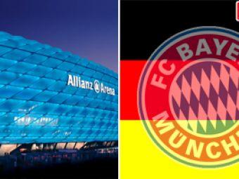 SCANDAL in Germania, dupa ce Allianz Arena s-a prabusit... intr-un film