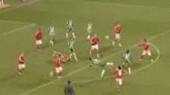 Benfica, facuta KO in ultimul minut! Gol de poveste in Portugalia!