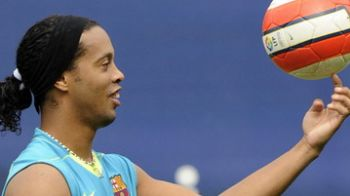 """Cohn:""""Ronaldinho poate sa vina in Romania doar la un PARTY!"""""""